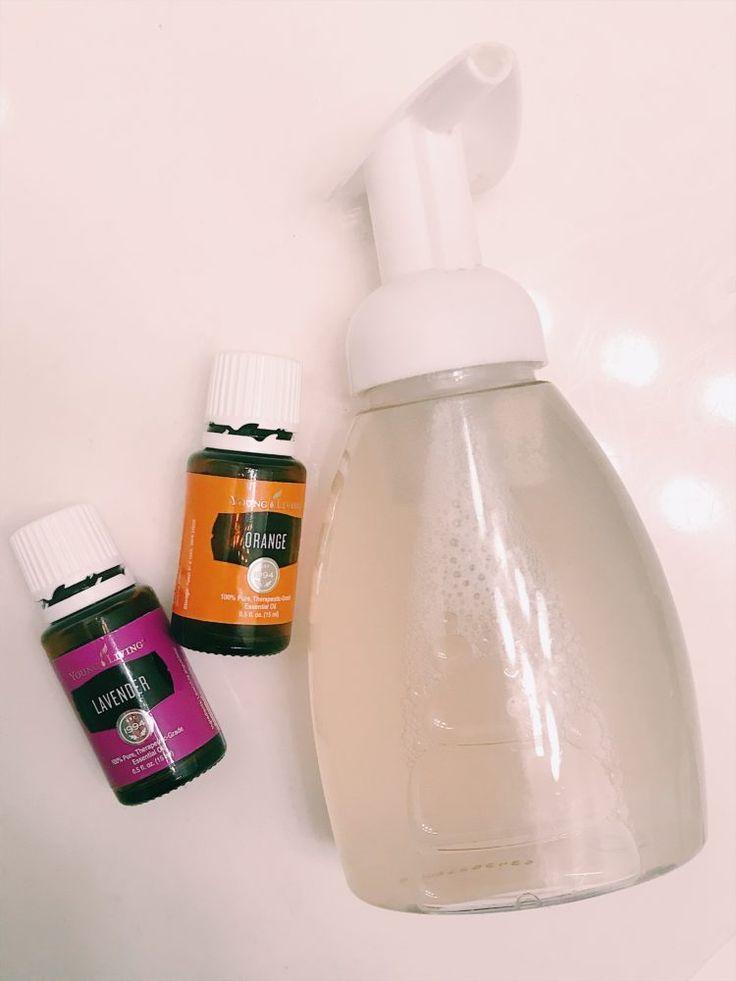 Easy Moisturizing DIY Liquid Soap | DIY Board | Soap recipes