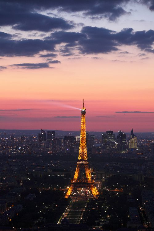 Paris : ville de lumière (by Mathieu Rivrin - Photographies)