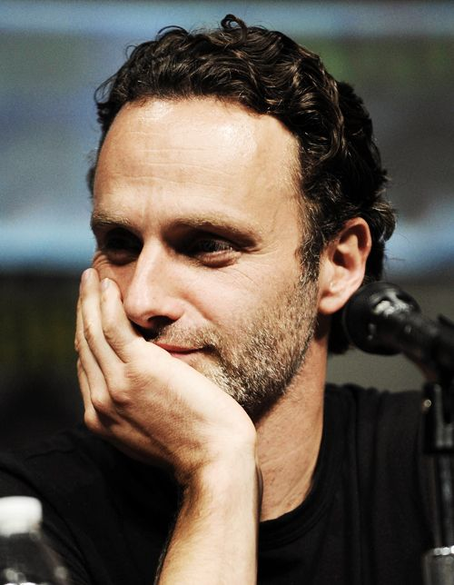 Andrew Lincoln Andrew Lincoln Is A God Pinterest