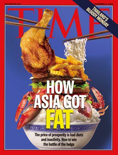 Asia Got Fat #Time