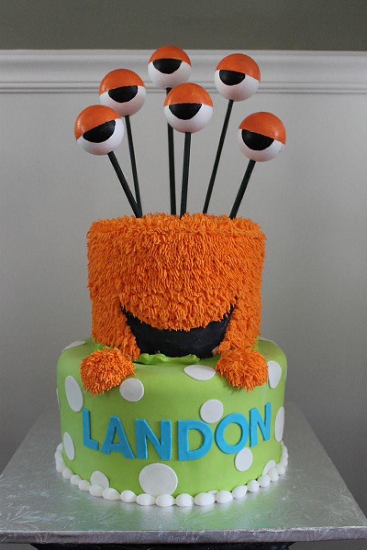 Les enfants adorent les gâteaux en forme de monstres et vous pourriez trouver votre inspiration à travers la série d'idées qui suit...                                                                                                                                                                                 Plus