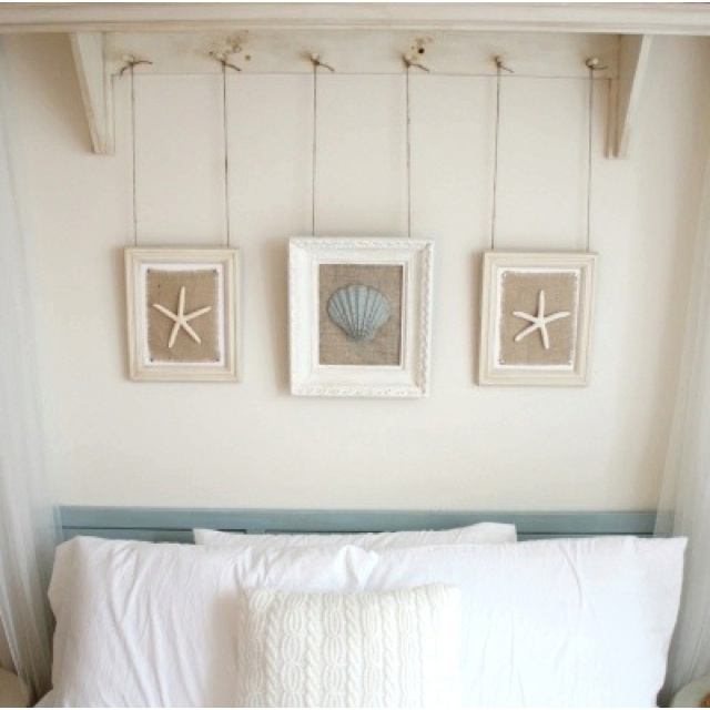 decor ideas hanging from paddles over the beds beach theme bedroomsnautical. beautiful ideas. Home Design Ideas