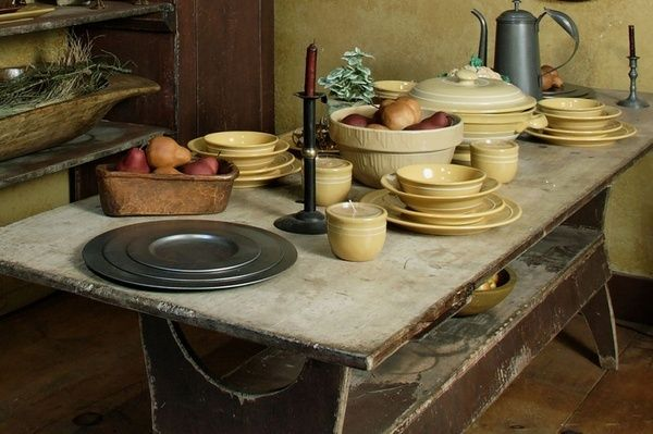 Early American decor My Style ~~ For the home Pinterest - Early american decor