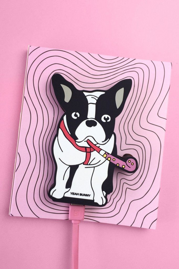 Power Bank Frenchie | NYLON SHOP