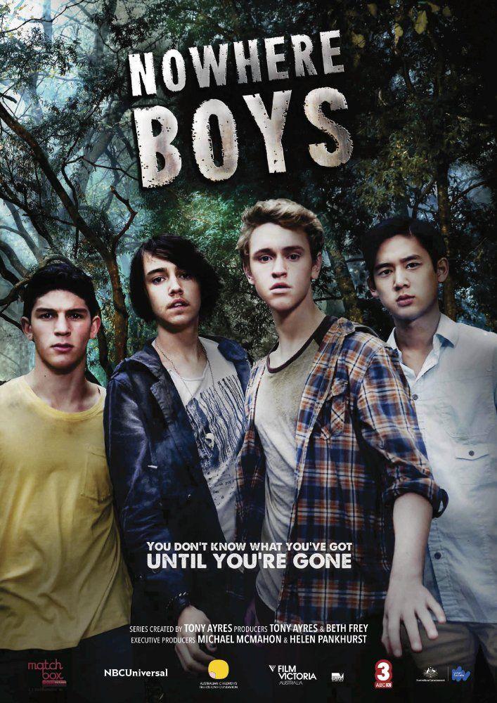 Gölgeler Kitabı - Nowhere Boys: Book of Shadows