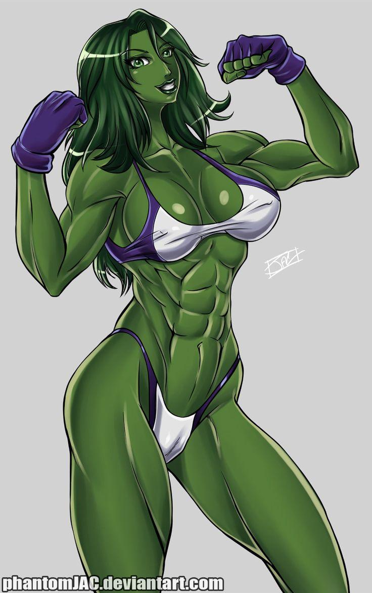 hulk sexy she along with