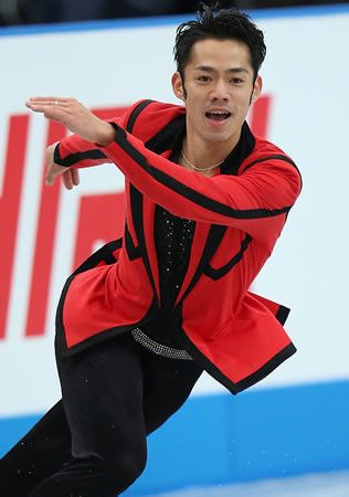 Japan's Daisuke Takahashi: Possibly the most talented male figure skater, ever