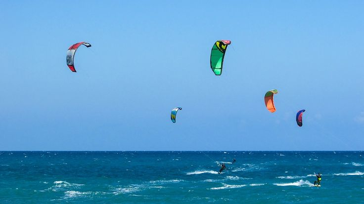Everything that gets your blood rushing is probably worth doing it...like Kite Surfing! And that's not it! There's so much to do here at Funky Fish. Let's take a look: http://www.funkyfishresort.com/kiteboarding/