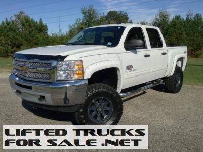 Used 2012 Chevy Silverado 1500 LT Lifted Truck