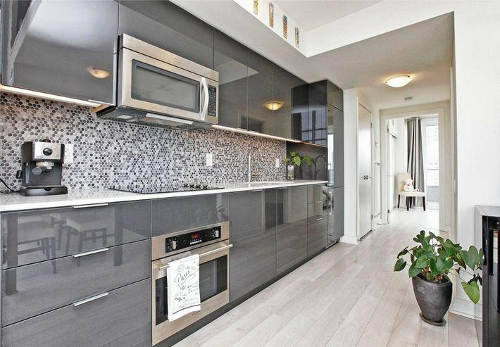 серые кухни - Поиск в Google