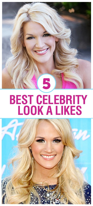 Best What Celebrity Do I Look Like Images On Pinterest Look - 18 cases people mistook celebrities