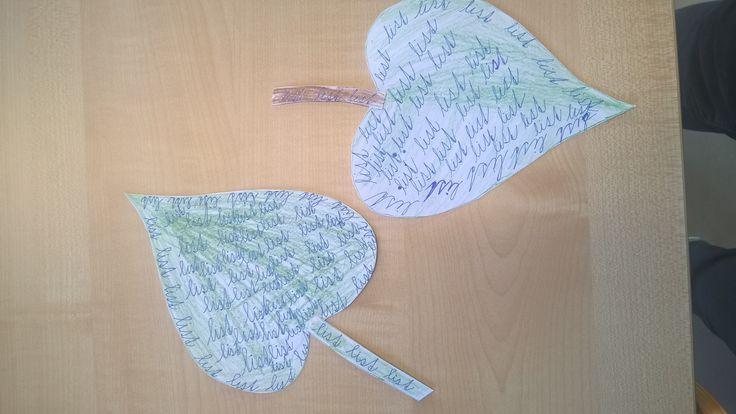 Listy - hra s písmem