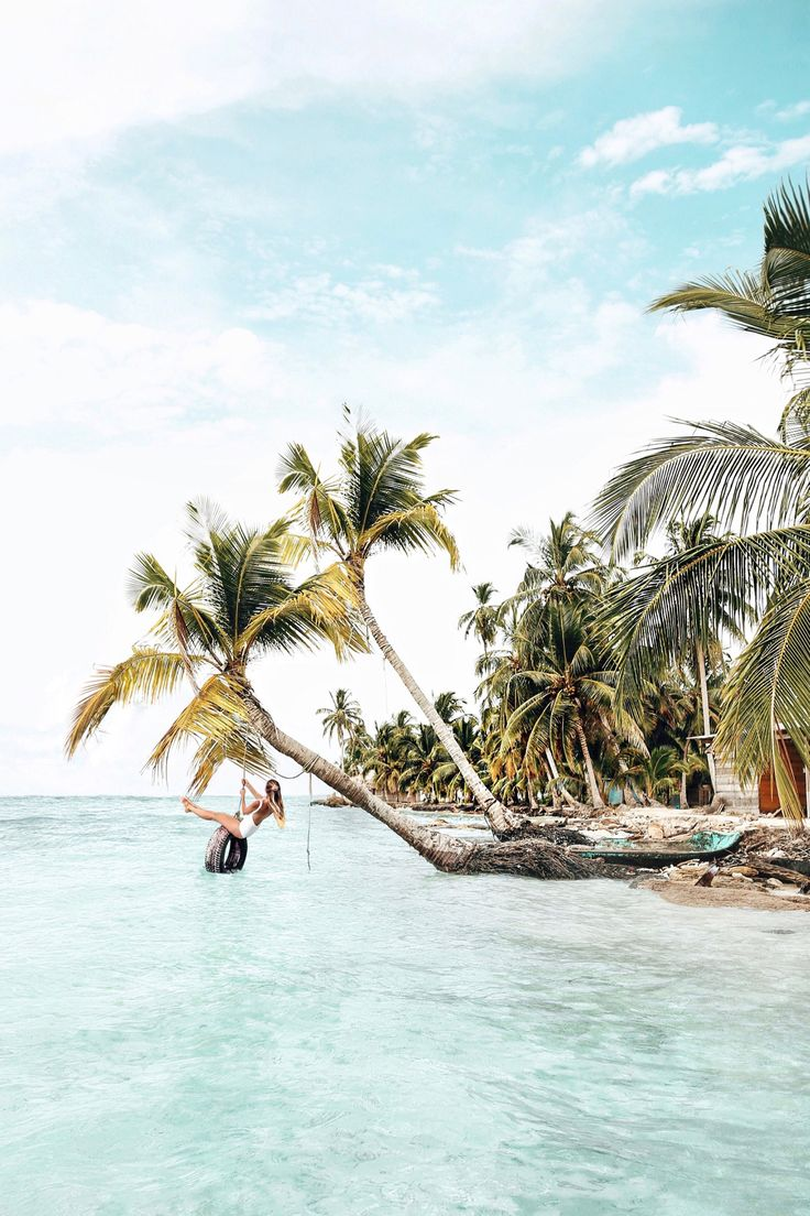 San Blas Islands, Panama | Pinterest: Natalia Escaño