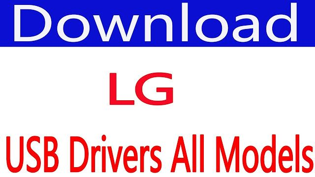 Download LG USB Devices Driver