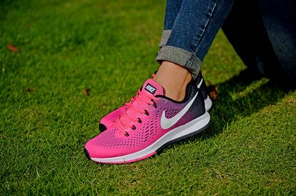 e732d053c590 ... Running Shoes Online 32891731 Free Shipping Only 69 Nike Zoom Pegasus  34 Women Navy Pink black Shoes ...