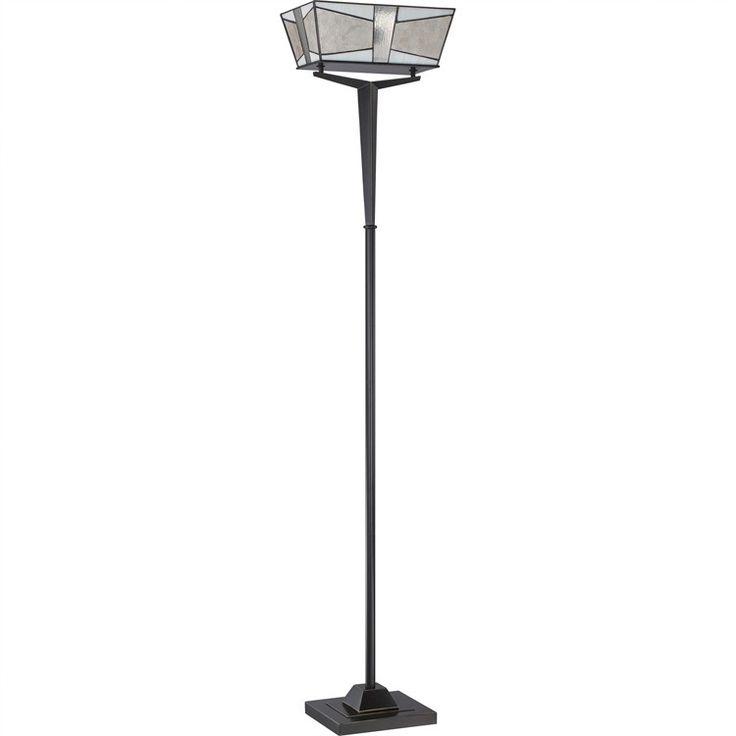 """Alistar 70"""" Torchiere Floor Lamp"""