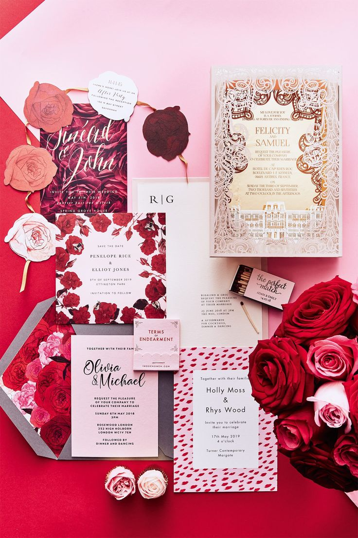 32 best Super-Stylish Stationery images on Pinterest | Marriage ...