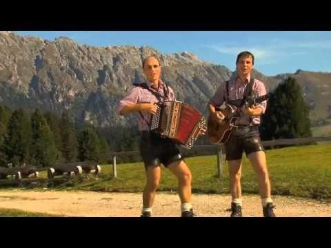Die Südtiroler Mander - Lass di von mir ummidrah'n