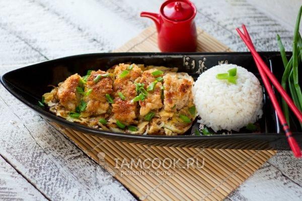 Рецепт кацудон