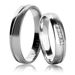 Snubní prsten, model č. 4626