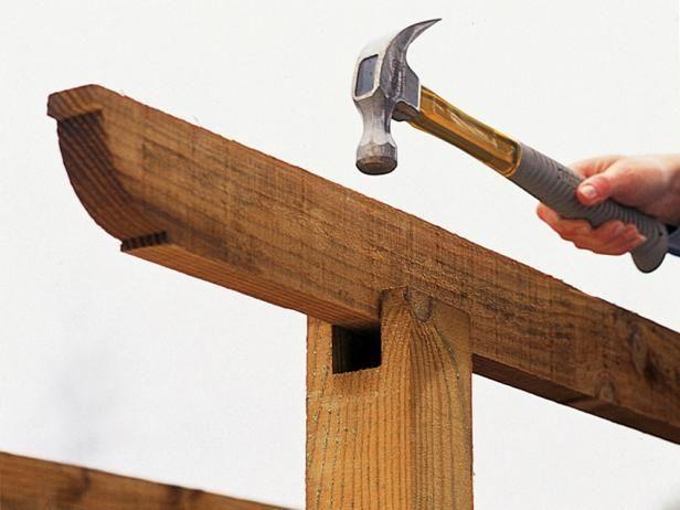 How To Build A Pergola Pergolas Y Terrazas Pérgola