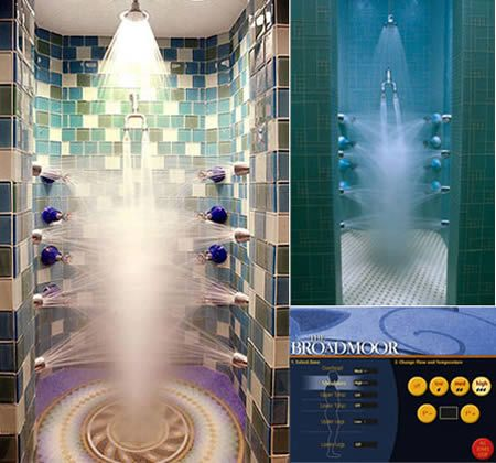 10 coolest shower designs cool inventions shower designs and showers - Cool bathroom inventions ...