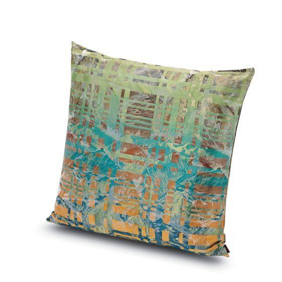 RAYONG #174 CUSHION - MISSONI HOME at Spence & Lyda #cushions #spenceandlyda #missonihome #australia #sydney #cotton