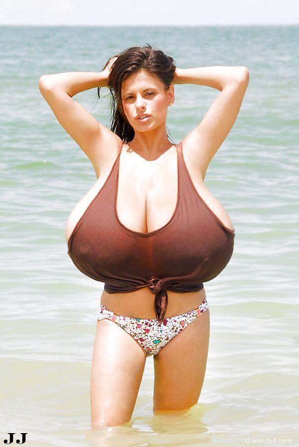 Gigantic Tits Porn 13