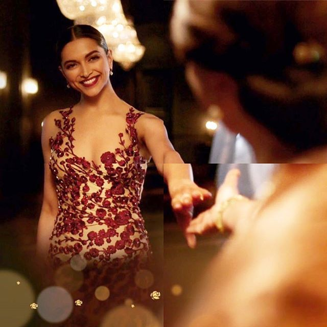 @DeepikaPadukone for #LUX Her smile always warms ny heart❤❤ #DeepikaPadukone #Deepika