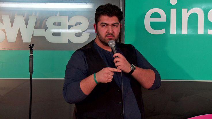 Türke sein ist Mainstream - Faisal Kawusi bei NightWash live