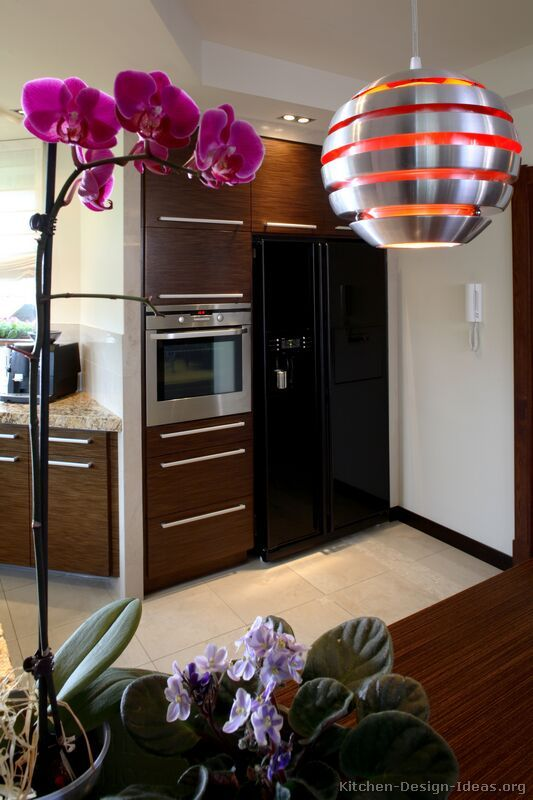 LOOK At These Pendant Lights! #Kitchen Idea Of The Day: Modern Kitchen  Designs Part 84