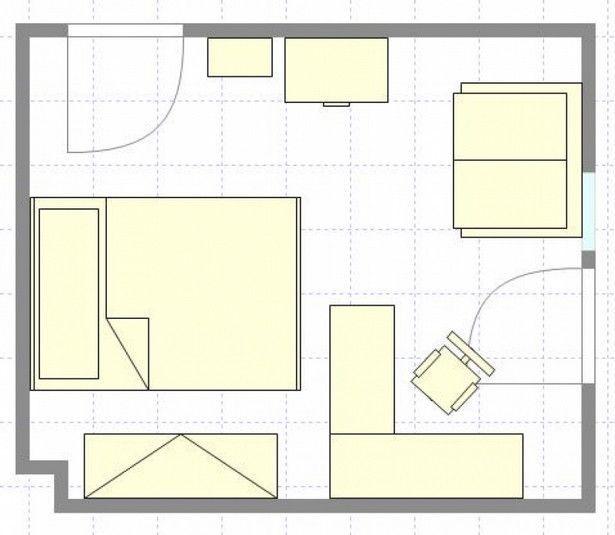 Schlafzimmer Ideen 15 Qm Images Badezimmer Ideen 6qm Schlafzimmer Ideen 15 Qm Images In 2020 Floor Plans Bedroom