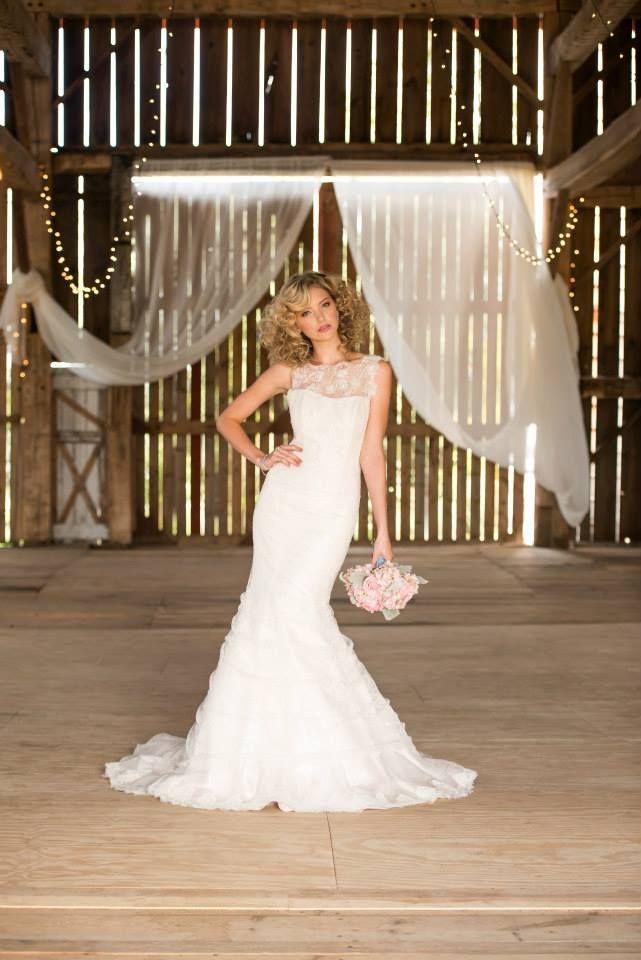 Weddingstar Magazine Editorial Photoshoot @ Cambium Farms.