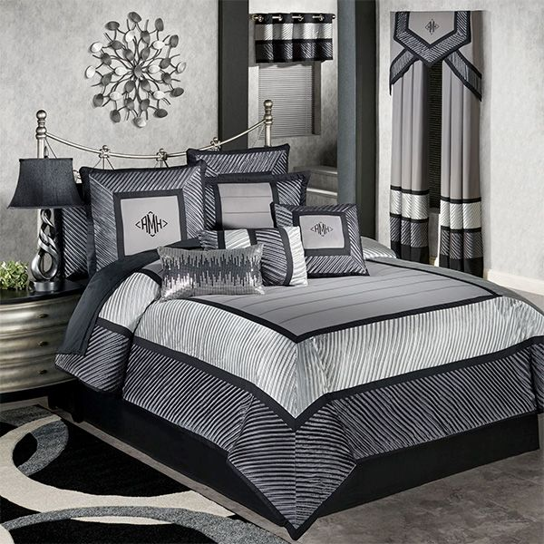 Omega Modern Comforter Bedding Bed Linens Luxury Bed Comforters