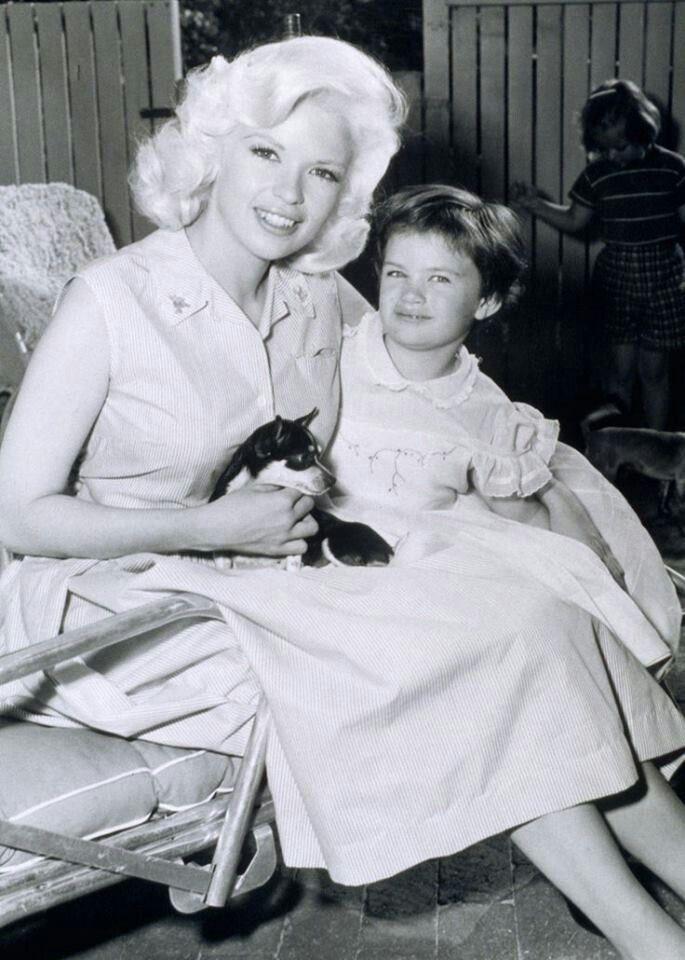 92 best famous families images on pinterest desi arnaz for Mariska hargitay mother and father