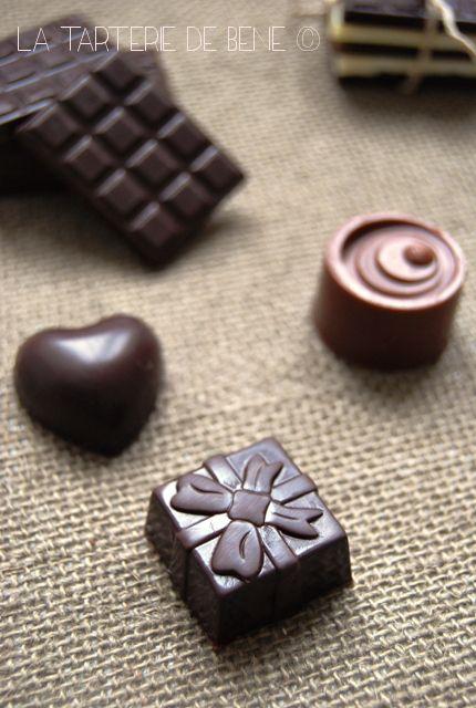 tempérer le chocolat et apprendre à letravailler