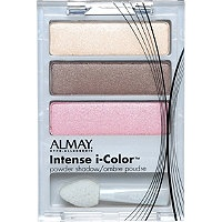 Almay Eyeshadow trio in green & hazel - $6.99 ea. I use this everyday and it makes my eyes pop!
