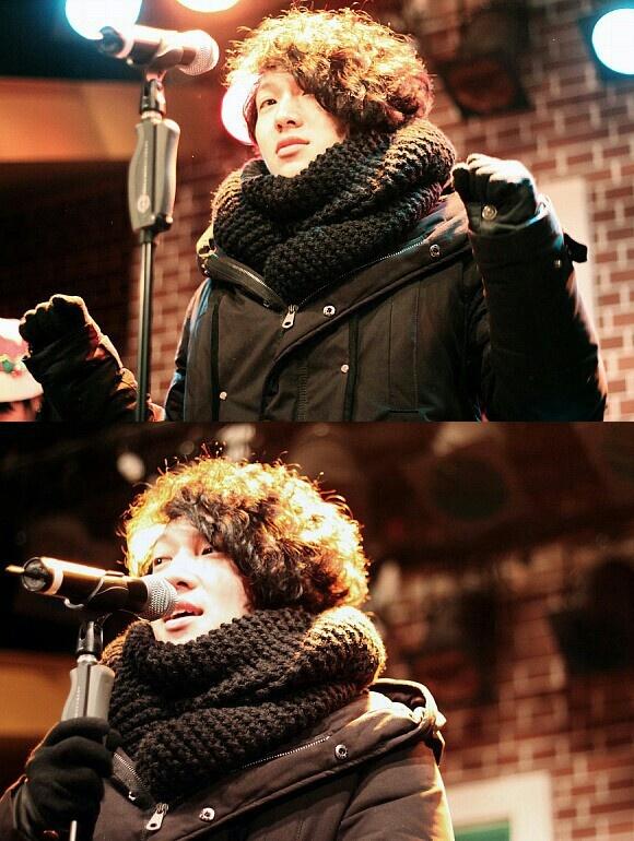Dickpunks Vocal, Tae Hyun Kim