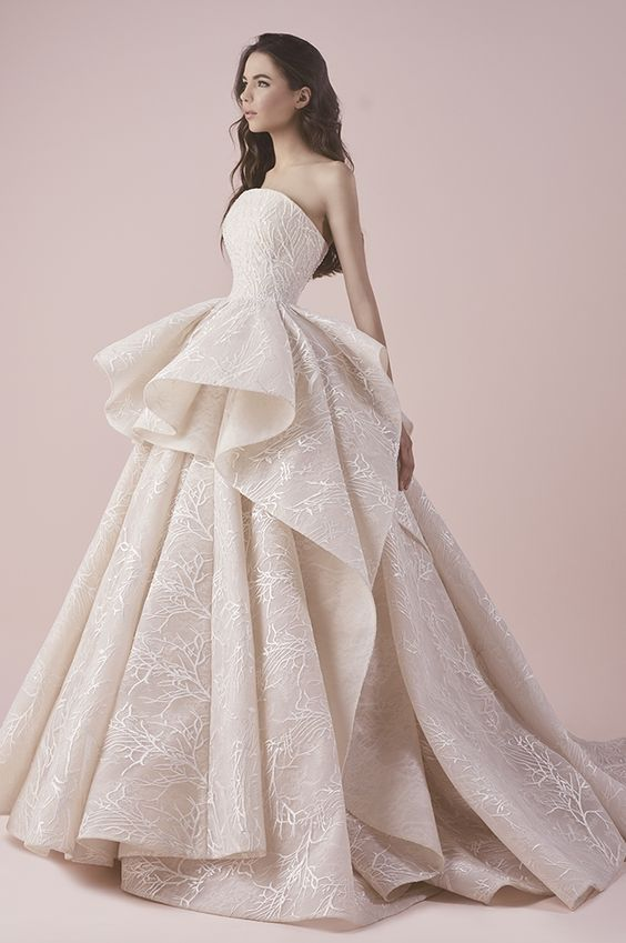 345 best Ball Gown Wedding Dresses images on Pinterest