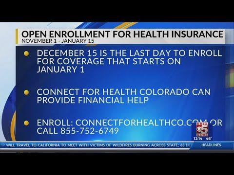 Open Enrollment For Health Insurance Health Insurance Open