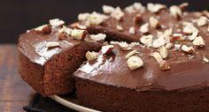 Gâteau tout Nutella