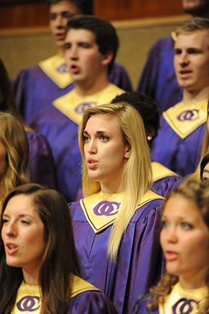 Olivet Nazarene University :: Orpheus Choir to perform at special concert in Chicago
