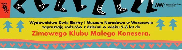 11.02.2014   Zimowy Klub Małego Konesera w Muzeum Narodowym http://wydawnictwodwiesiostry.pl/aktualnosci/spotkania_inbspwarsztaty/news-zimowy_klub_malego_konesera.html