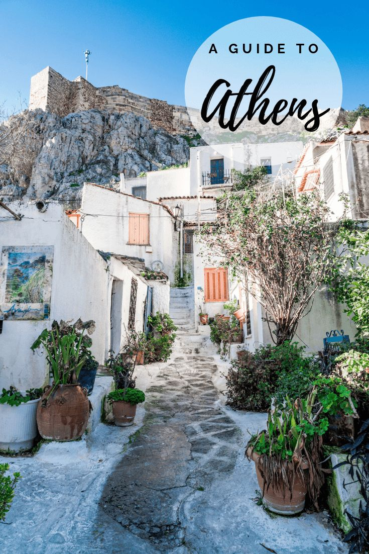 Best places to visit in Athens, Greece