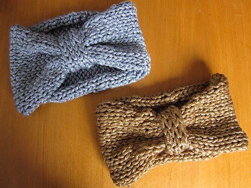 Fashion Craft: Turbante de Tricô - Receita