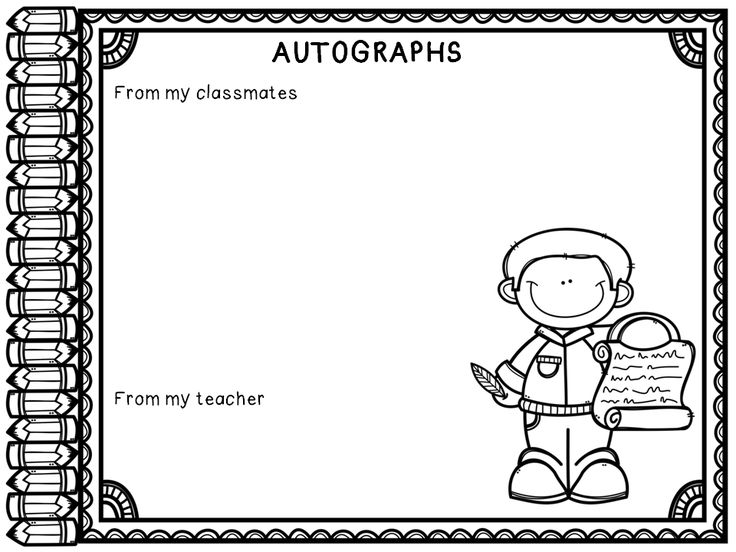 End of the year Memory Book  https://www.teacherspayteachers.com/Product/END-OF-THE-YEAR-MEMORY-BOOK-2955348