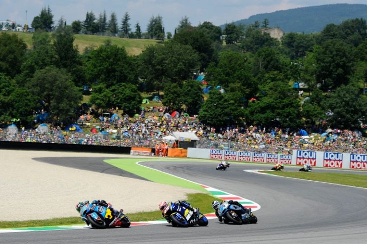 Alex Marquez, Italian Moto2 Race 2015