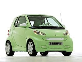Can new Smart car make the UK love electric? | Smart car was in the UK this week to show off the latest version of its electric car - the BRABUS electric drive. Buying advice from the leading technology site
