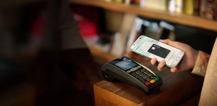 Paga con tu celular, casi en cualquier lugar, utilizando Samsung Pay #Moviles