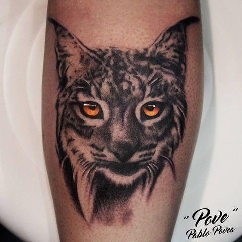 LINCE REALISTA. #povetattoo #tattoo #tatuaje #lince #lincetattoo #realismo #realistictattoo #realism #malaga #malagatattoo #ink #inked #tattooed #inkedgirl #inkedman #girltattoo #guytattoo #tattooartist #tattooedgirls #tattooart #tattoogirls #tattoolife